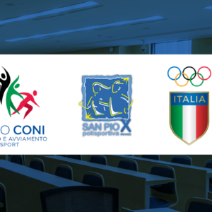Polisportiva San Pio X partecipa al Progetto Centro CONI: formazione tecnica e  giornate multisportive